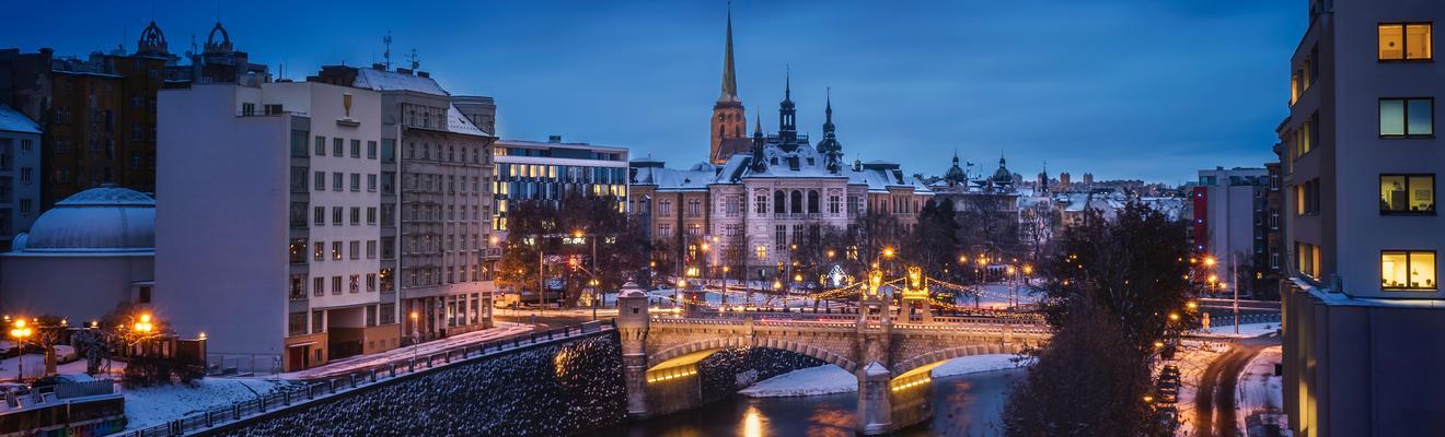 Plzeň hotellia