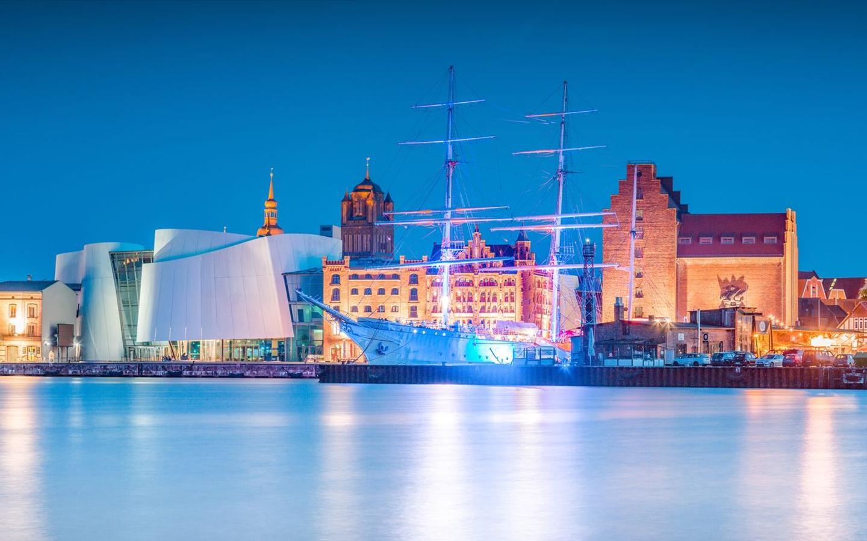 Stralsund hotels