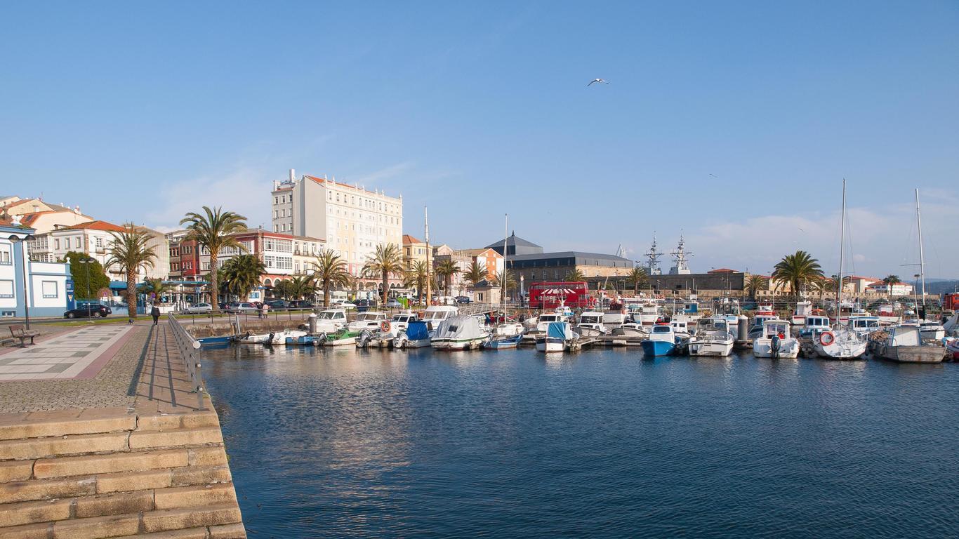 Coches de alquiler en Ferrol