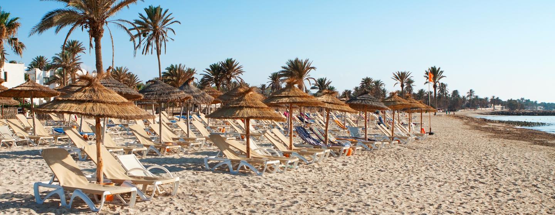 Wypożyczalnie samochodów Tunezja
