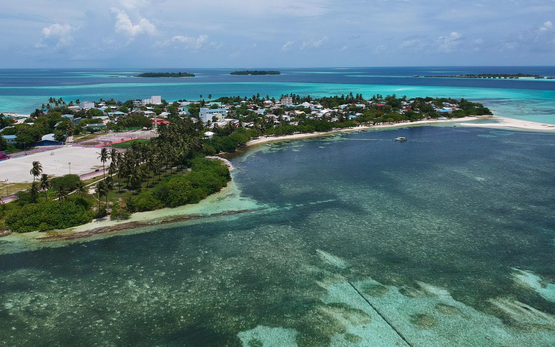 Hotels in Guraidhoo (Kaafu Atoll)