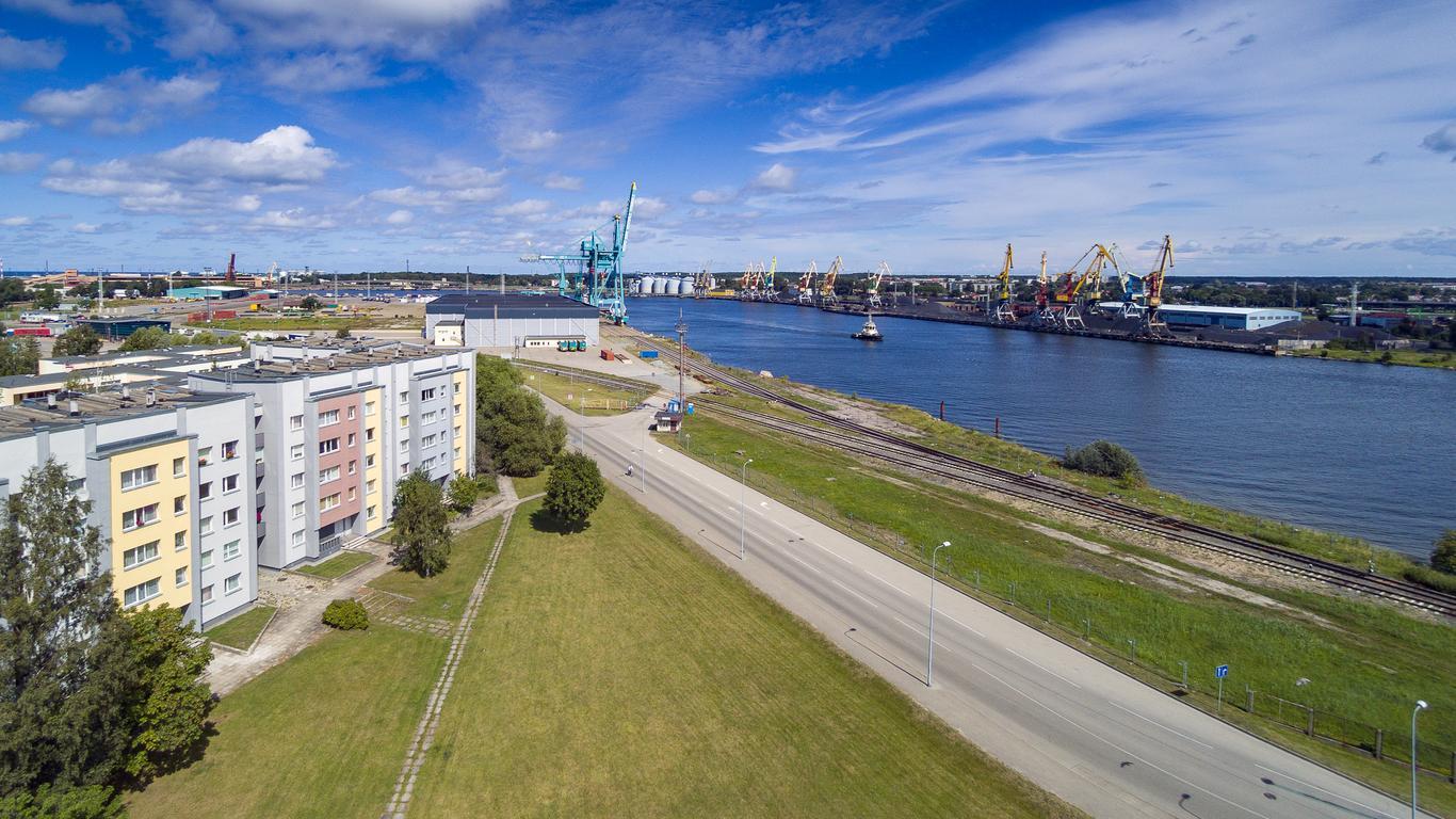 Alquiler de autos en Ventspils