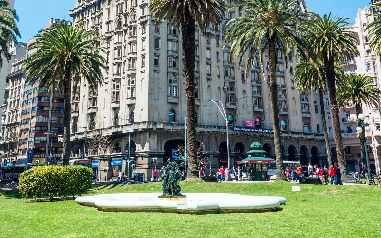 Montevideo hotellia