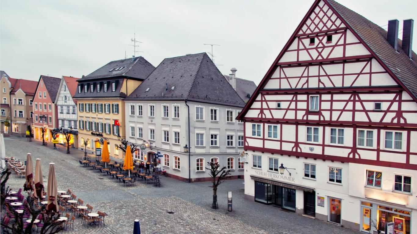 Гюнцбург: оренда авто