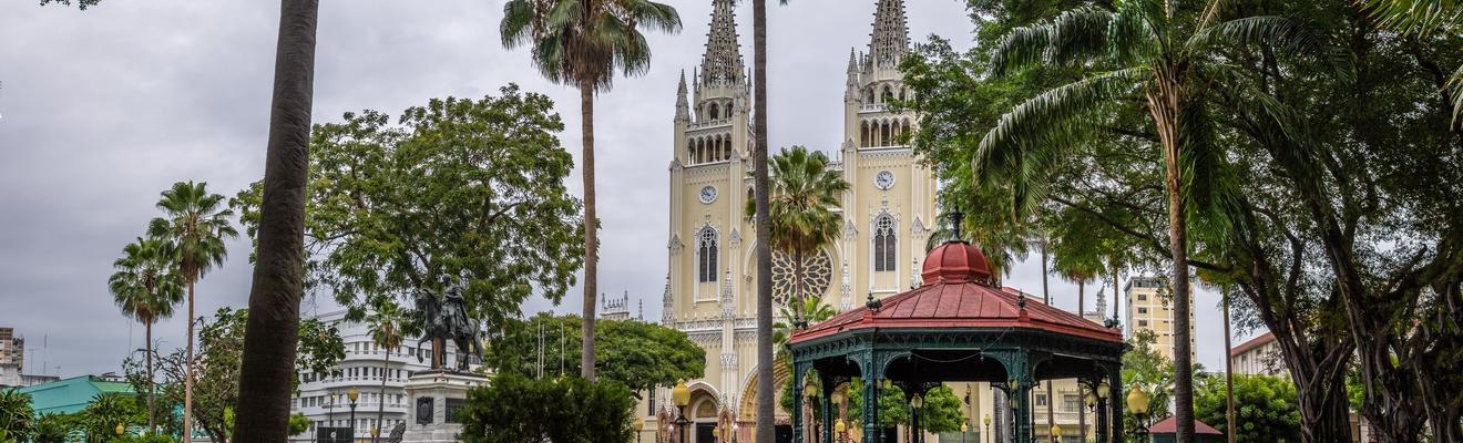 Guayaquil hotellia