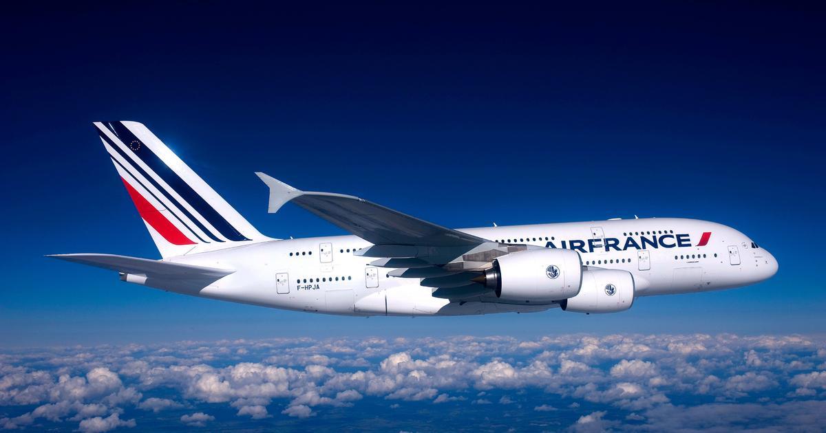 Air France (AF) - Bewertungen lesen & Flüge buchen - KAYAK