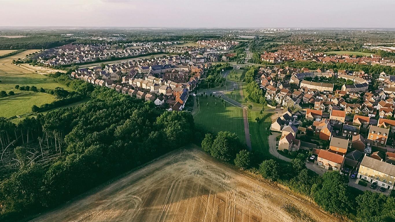 Coches de alquiler en Milton Keynes