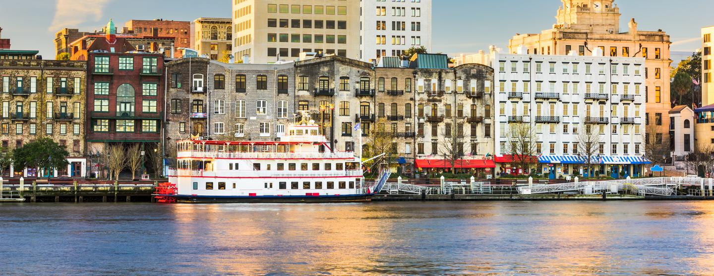 Savannah pet friendly hotels