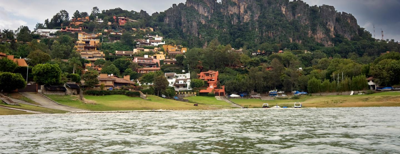 Spa-hotell i Valle de Bravo