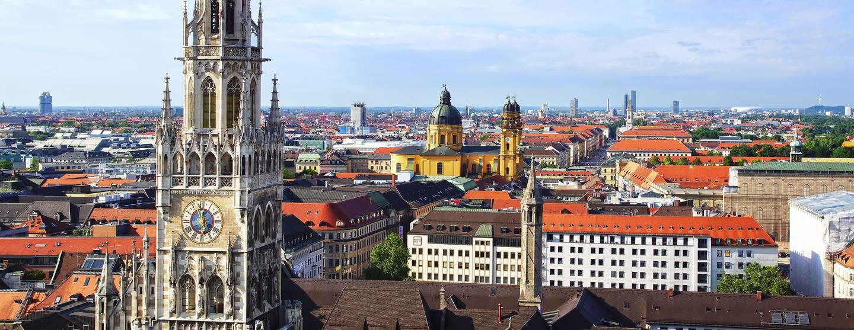Car hire at Munich Franz Josef Strauss Airport