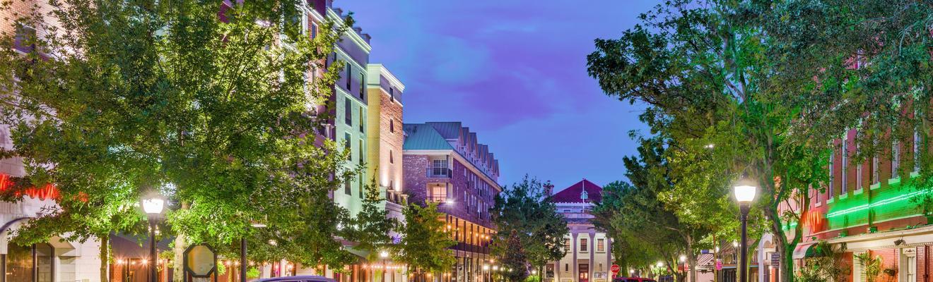 Gainesville hotellia