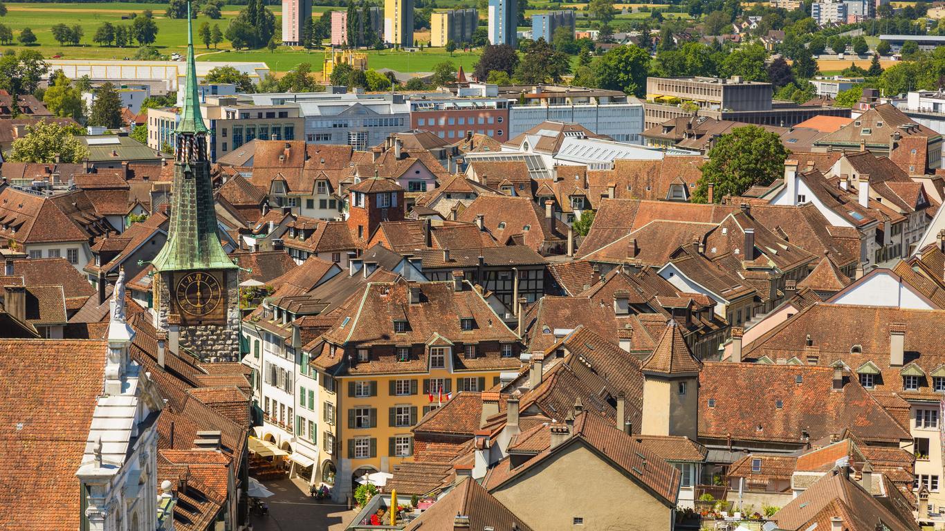 Solothurn autoverhuur
