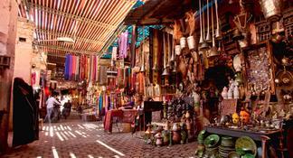Visite guidée sur une journée dans la vallée du paradis au départ d'Agadir