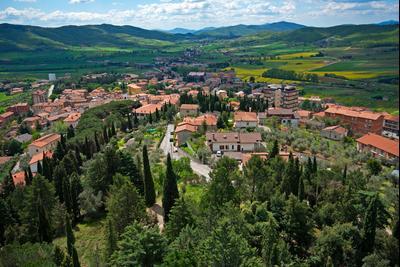 Ξενοδοχεία στην πόλη Magione