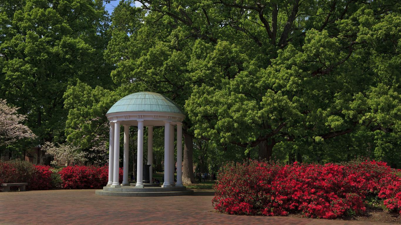Chapel Hill car hire