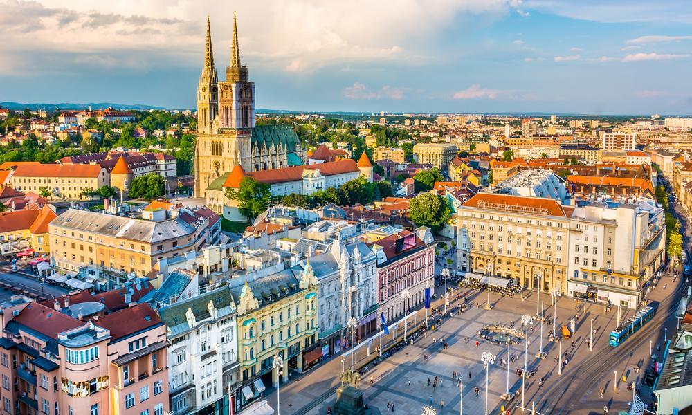 Guia De Zagreb Turismo En Zagreb Kayak