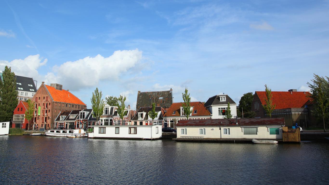 Pronájem aut Leeuwarden