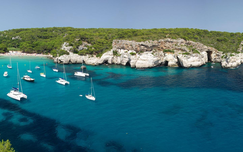 Ξενοδοχεία στην πόλη Ciutadella de Menorca