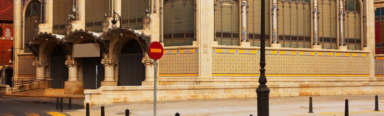 Valencia hotellia