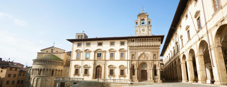 Hotele rodzinne - Arezzo