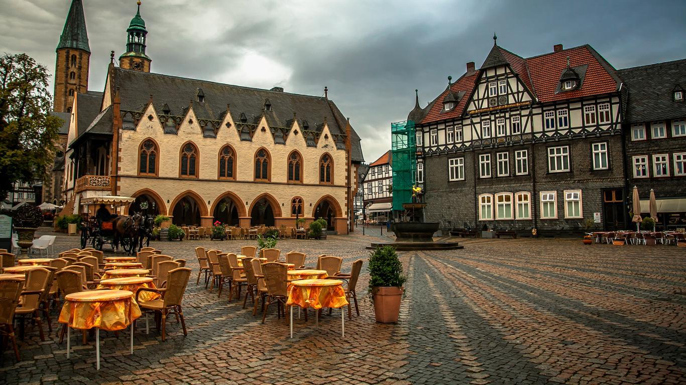 Goslar car hire