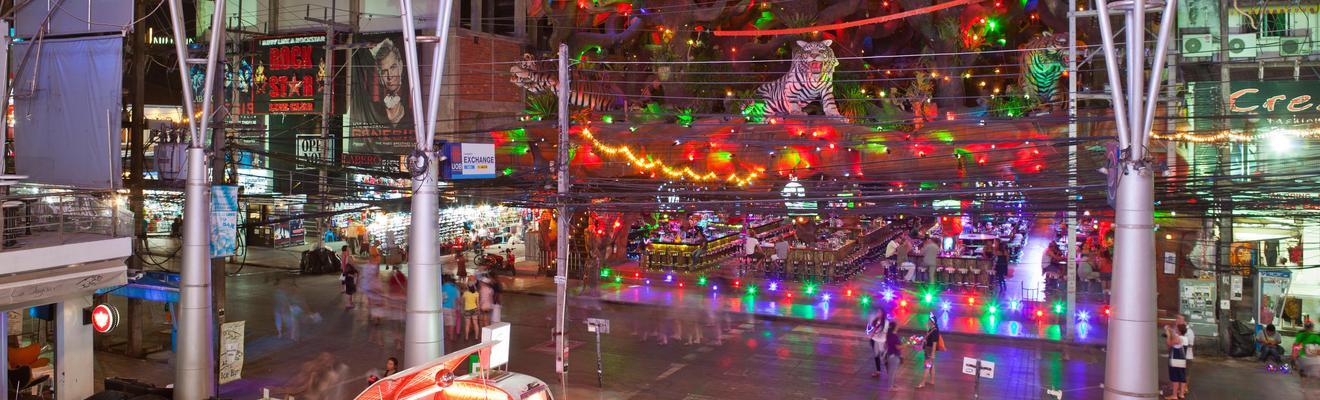 Ξενοδοχεία στην πόλη Πατόνγκ