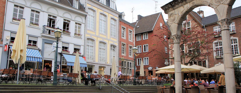 Autonvuokraus Aachen