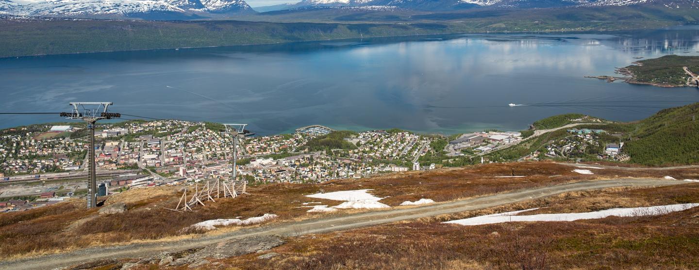 Car hire at Narvik Evenes Airport