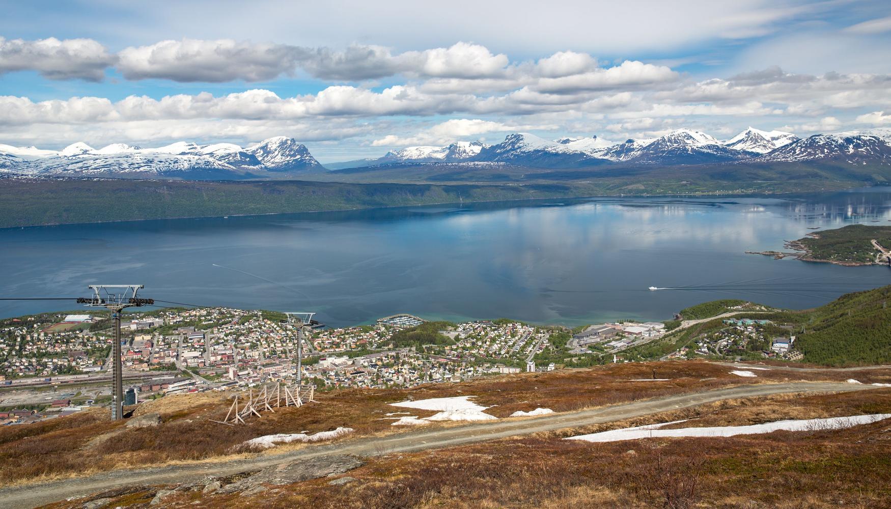 Car rental at Narvik Evenes Airport