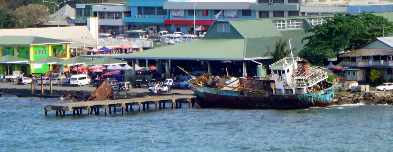 Auto de alquiler en Aeropuerto Honiara