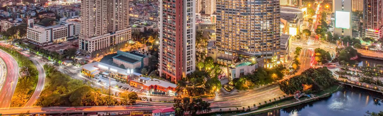 Shenzhen hotellia