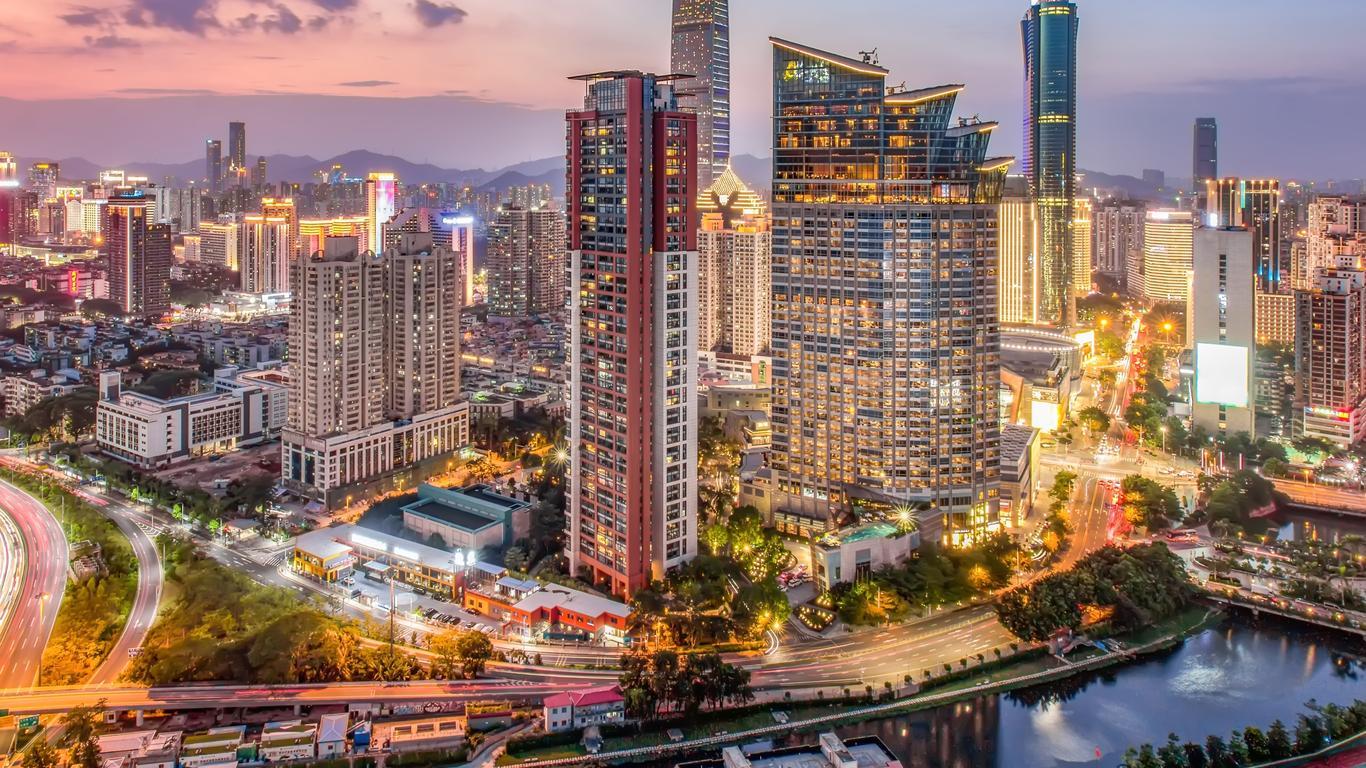 Shenzhen autoverhuur