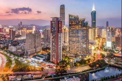 Ξενοδοχεία στην πόλη Shenzhen