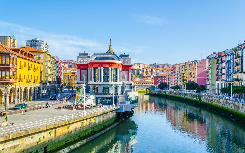 Bilbao hotellia