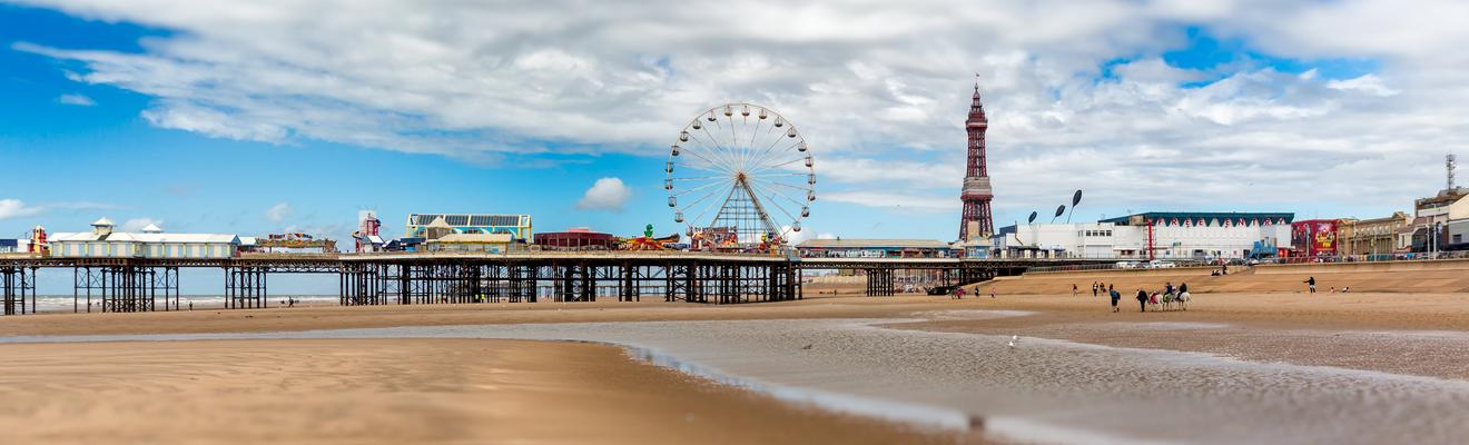 Blackpool hotellia