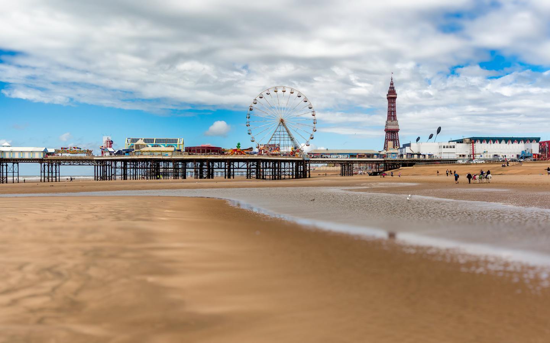 Ξενοδοχεία στην πόλη Blackpool