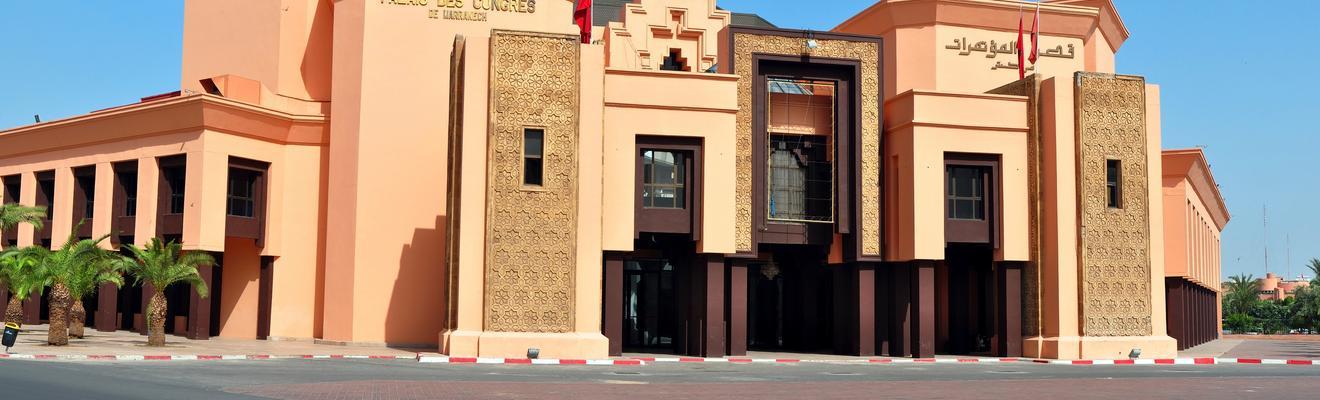 Ξενοδοχεία στην πόλη Μαρακές