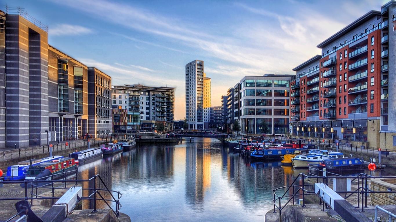 Coches de alquiler en Leeds