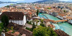 Car Hire in Lucerne