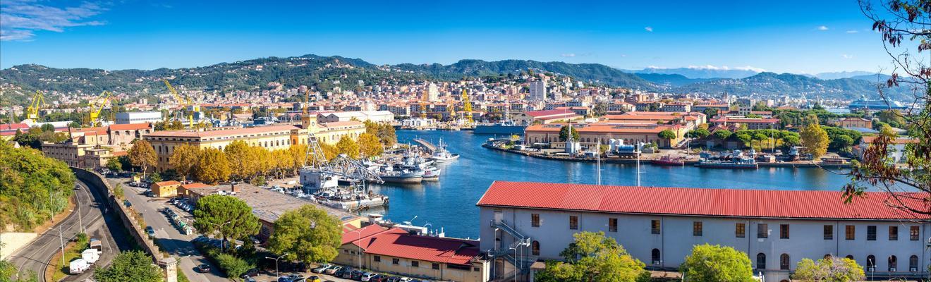 Ξενοδοχεία στην πόλη La Spezia