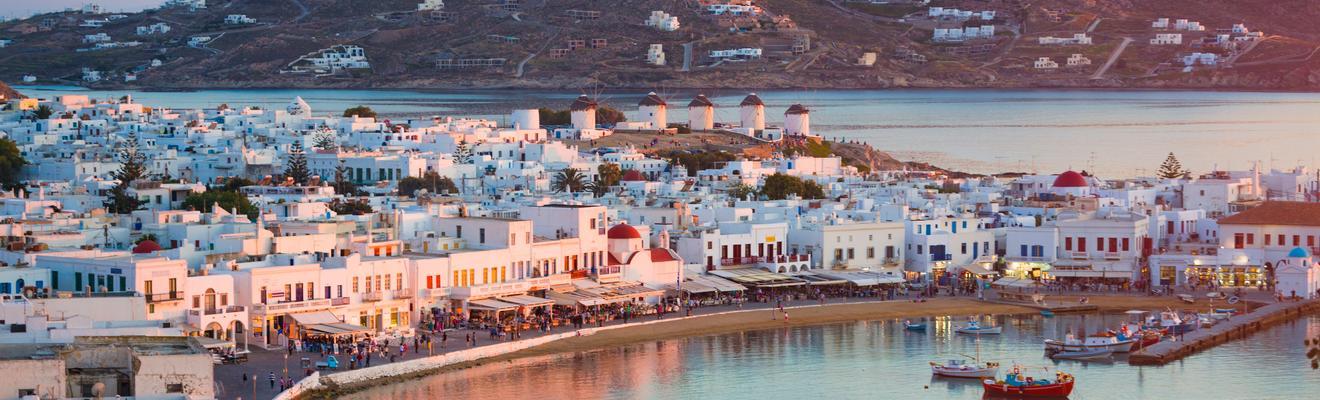 Khách sạn ở Agios Prokopios