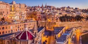 Mietwagen in Valletta