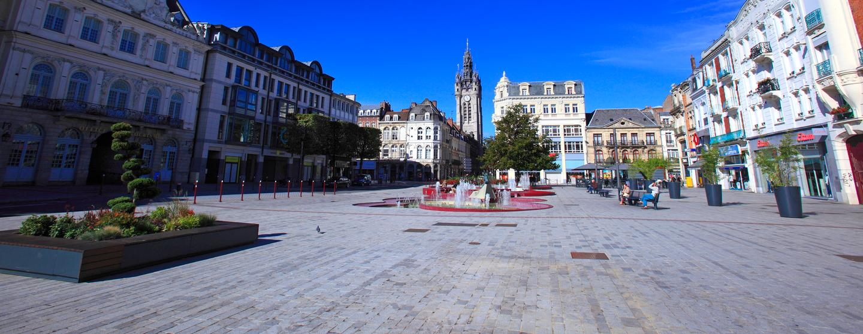 Alquiler de autos en Douai