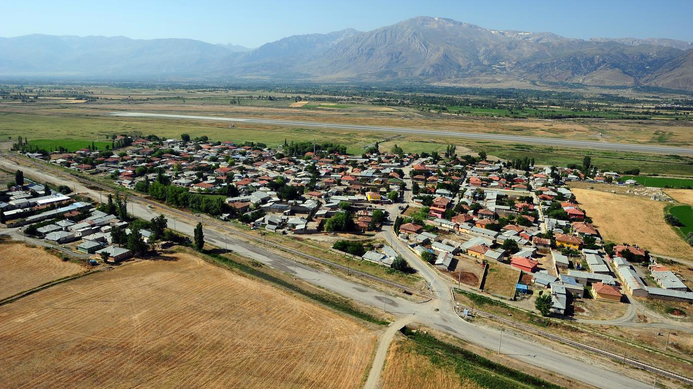 Alquiler de autos en Erzincan