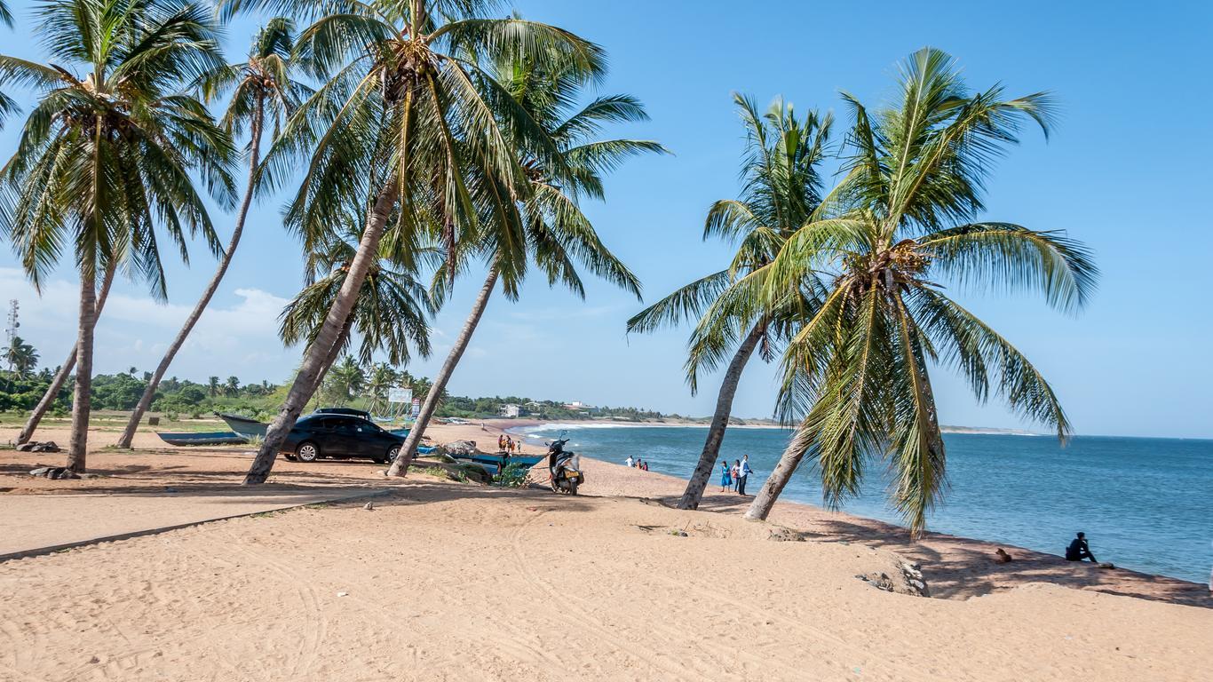 Hambantota: оренда авто