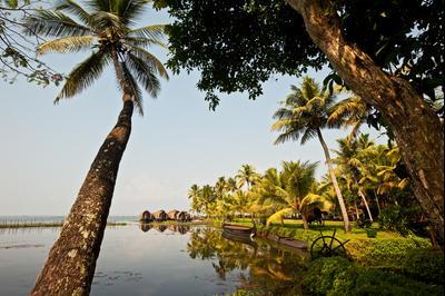 Ξενοδοχεία στην πόλη Kumarakom