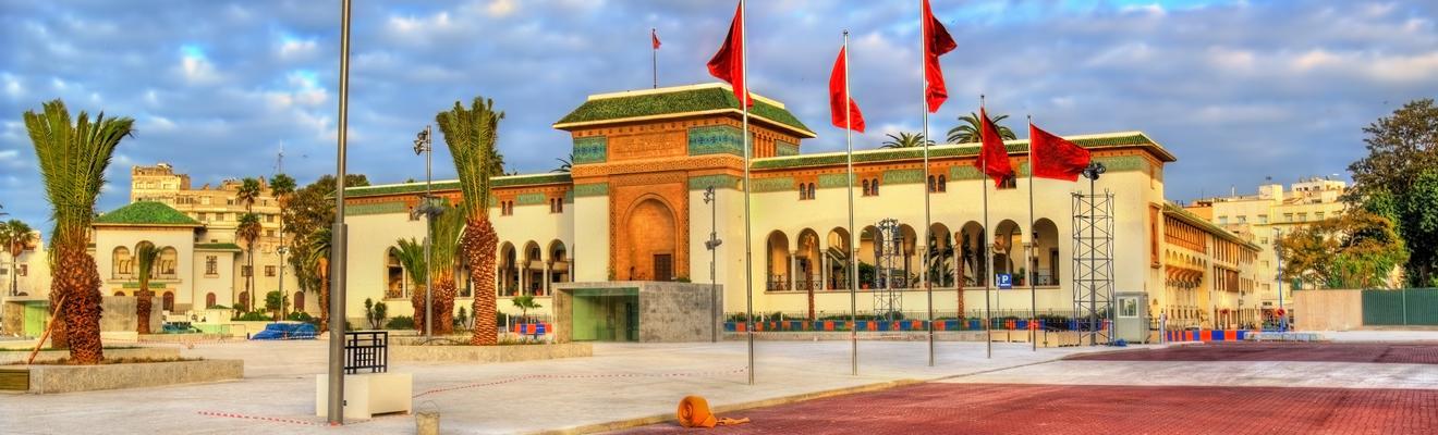 Casablanca hotellia