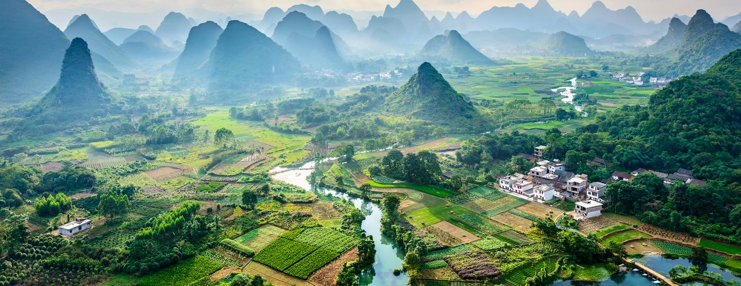 Guilin luxury hotels