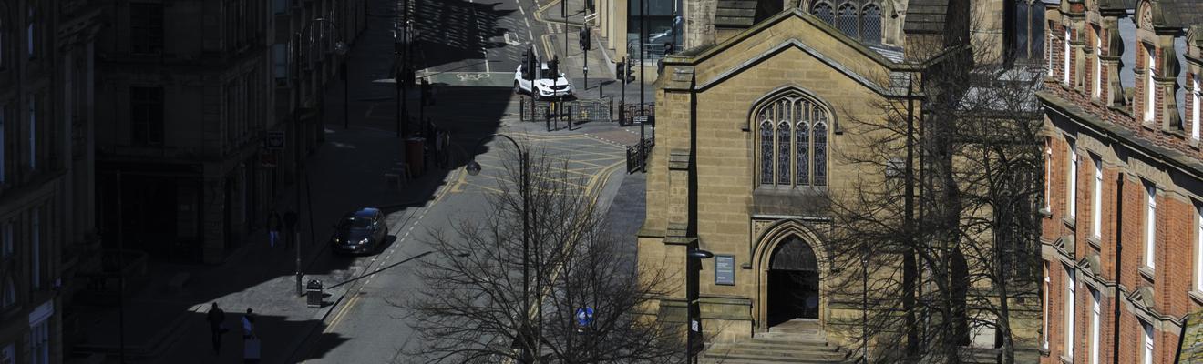 Newcastle upon Tyne hotellia