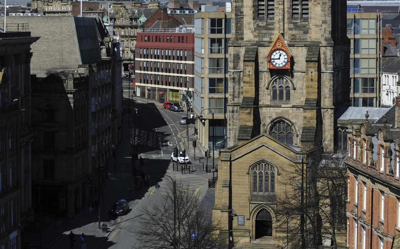 Newcastle upon Tyne hotels